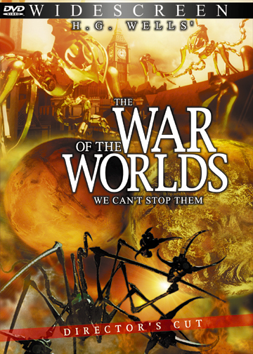 THE WAR OF THE WORLD MOVIE STORE